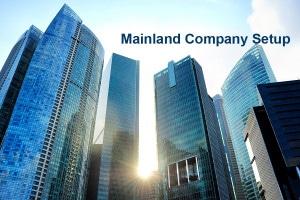 Mainland Company Setup