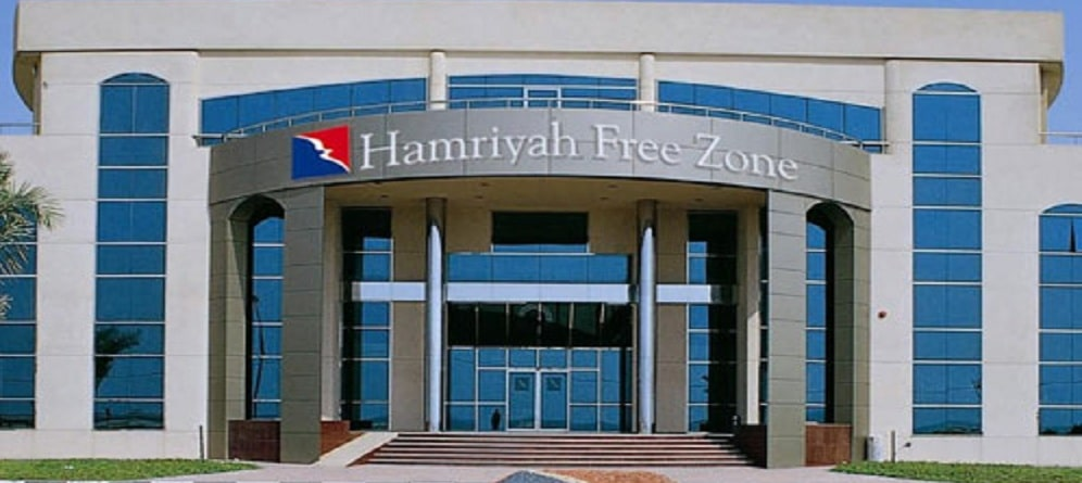 Company formation in Hamriyah free zone