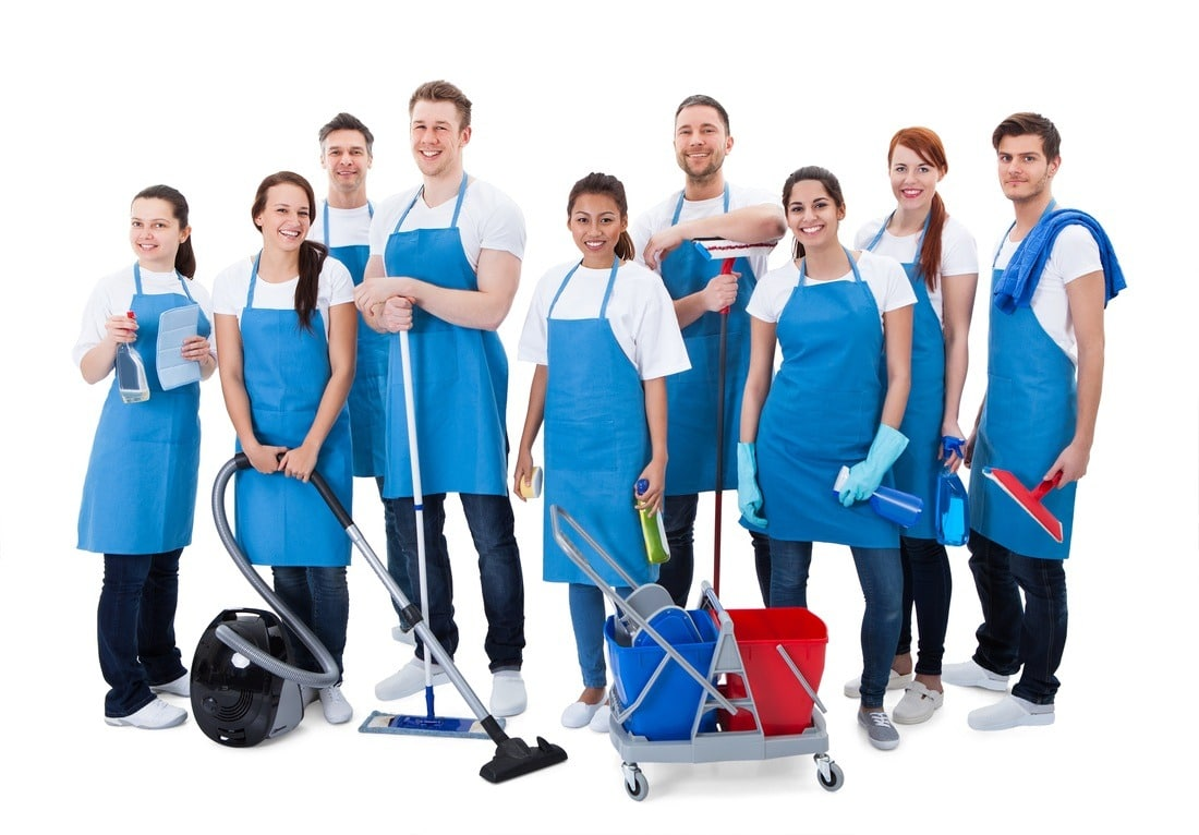 Cleaning Company License Dubai