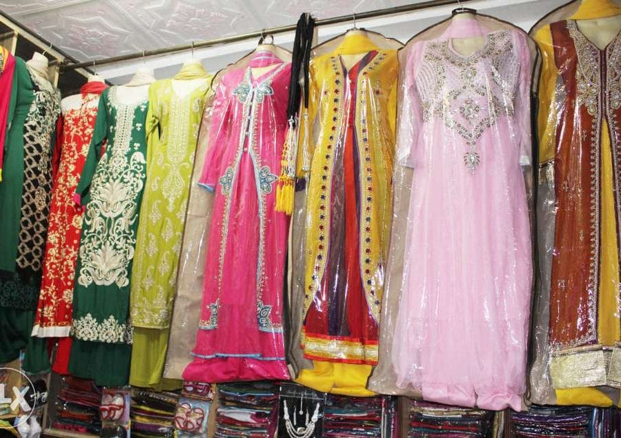 Readymade garment business in Dubai