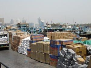 Import Code Dubai