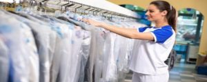 Laundry license in Sharjah
